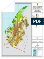 Peta Pola Ruang Kota Banda Aceh (RTRW 2009-2029)