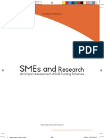SMEs and Research