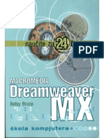 Dreamweaver MX Za 24 Casa