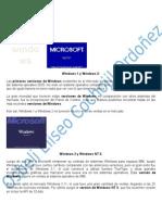 Windows 1 y Windows 2