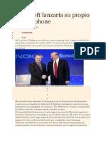 ETICA_Microsoft Lanzaría Su Propio Smartphone_424