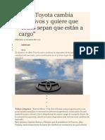 EMPOWERMENT_Jefe de Toyota Cambia Ejecutivos y Quiere Que_437