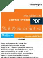 Introduccion a La Doctrina de Proteccion Integral