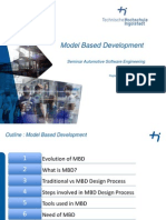 Model Based Development