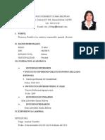 Curriculum Vitae Roci 1