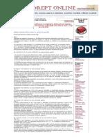 Legea 154_2015 Pentru Modificarea Si Completarea Ordonantei de Urgenta a Guvernului Nr. 96_2003 Privind Protectia Maternitatii La Locurile de Munca. Lege Nr