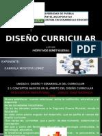 Exposicion Diseño Curricular...