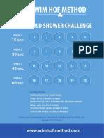 Coldshower Exercise Wimhofmethod
