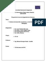 Sistema de desarrollo social y económico del Municipio de Matagalpa