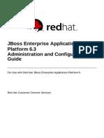 JBoss Enterprise Application Platform-6.3-Administration and Configuration Guide-En-US