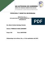 Fisiologia y Genetica Microbiana