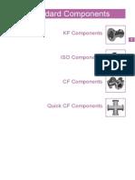 UHV Standard Components