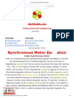 Synchronous Motor Excitation _ Electrical4u.pdf