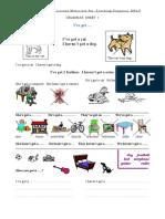 Grammar Worksheets Assorted