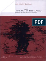 Reencuentro Con La Historia de Andrea Sanchez Quintanar