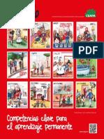 Calendario Competencias Ceapa 2016