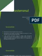Proiect Biochimie - Testosteron