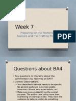 engl1301 week7 powerpointpresentation