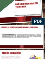 La normatividad constitucional del territorio.pptx