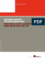 New Skills for Leaders, New Role for the CIO