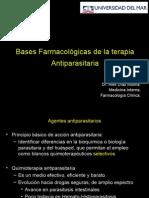Bases Farmacologicas de Terapia Antiparasitaria