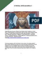 Sveti' Despot Stefan, Hrišćanoubica i Nogosek