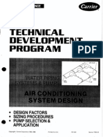 Carrier - Water Piping Systems and Pumps
