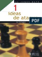 101 Ideas de Ataque