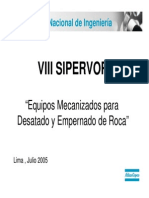 Equipos Mecanizados Desatado & Empernado-ATLAS COPCO