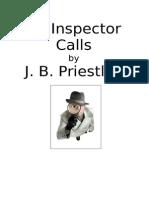 An Inspector Calls Notes