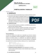 Aritmetica Modular Teoria
