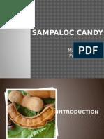 Sampaloc Candy