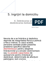 5.Ingrijiri La Domiciliu