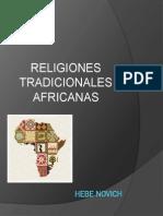 49b Religiones Tradicionales Africanas
