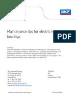 Tips Skf Mantenimiento Motores Electricos