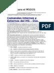 Manual Ms Dos free