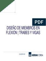 08 Diseño de Miembros en Flexión (Trabes y Vigas)