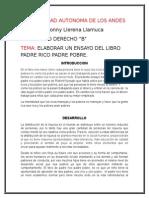 Universidad Autonoma de Los Andes Ensayo