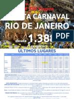 Oferta Carnaval