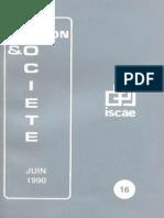 REVUE N°16.1990