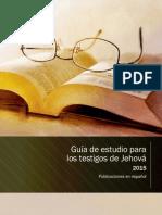 GUIA DE ESTUDIO DE LOS TESTIGOS DE JEHOVA