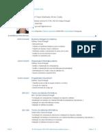 Europass CV Igor Filipe MachadoAlvesCosta PT
