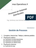 SO2 Clase Procesos