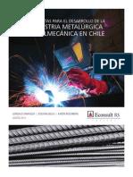 Propuestas Para El Desarrollo de La Industria Metalúrgica Metalmecánica