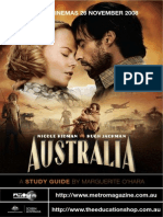 Australia - Movie Study Guide