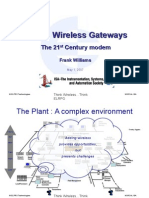 Smart Wireless Gateways