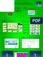 2010 GIS Poster presentation of wind farm development