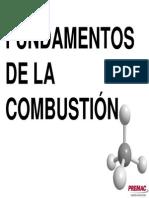 1. Fundamentos de La Combustión- Andres Echeverri