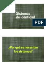 Sistemas de Identidad