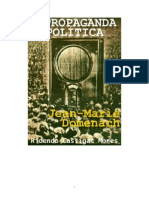 A Propaganda Politica, de Jean-Marie Domenach